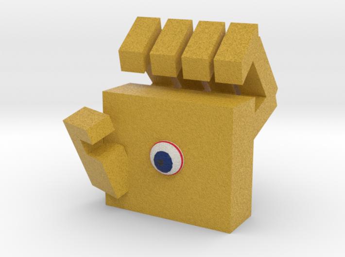 Eyerok 3d printed