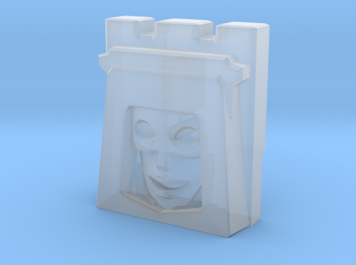 Gobots Smallfoot Face (Titans Return) 3d printed