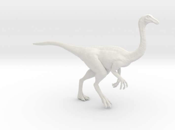 Gallimimus Pose 01 1/40th scale - DeCoster 3d printed