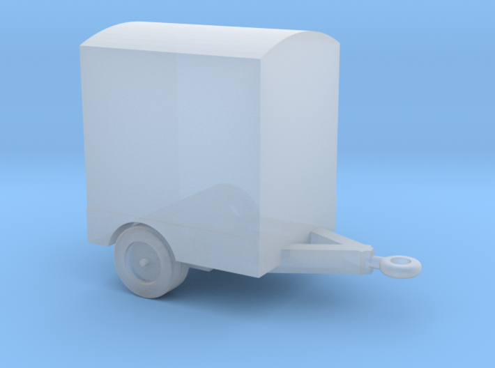 1/110 Scale Power Distribution Trailer 3d printed
