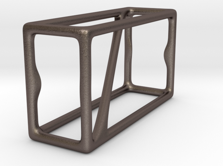 Pythagoras 3D -bottle opener 3d printed