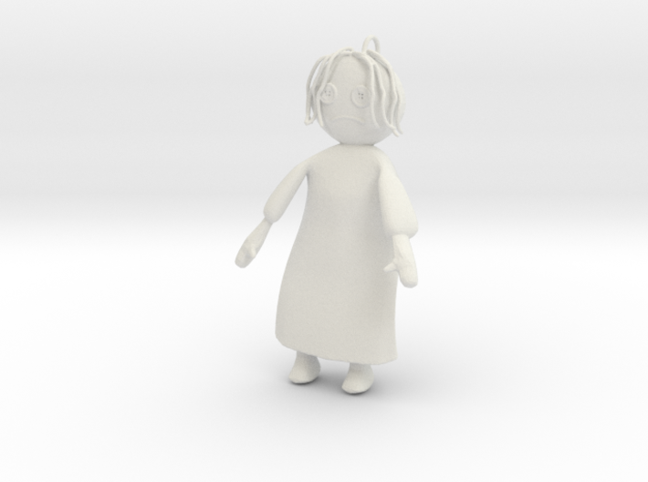 Rag Doll 3d printed