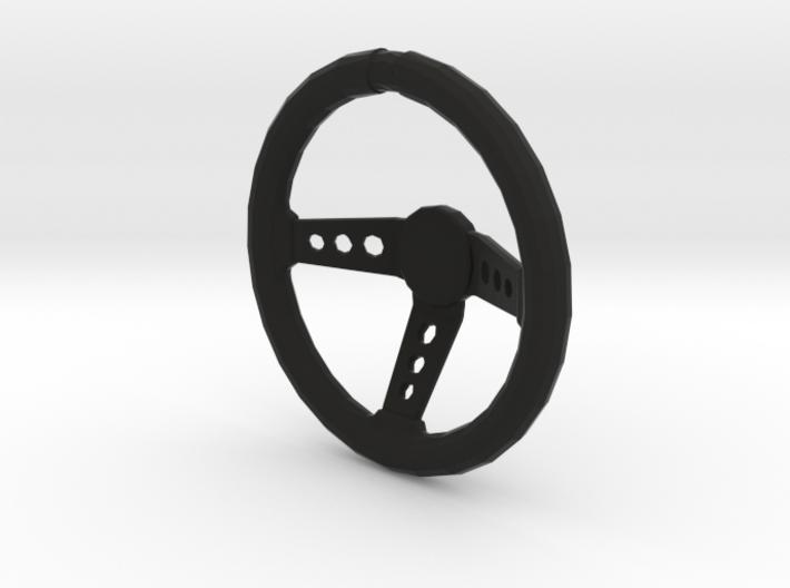 1/10 scale steering wheel 3d printed