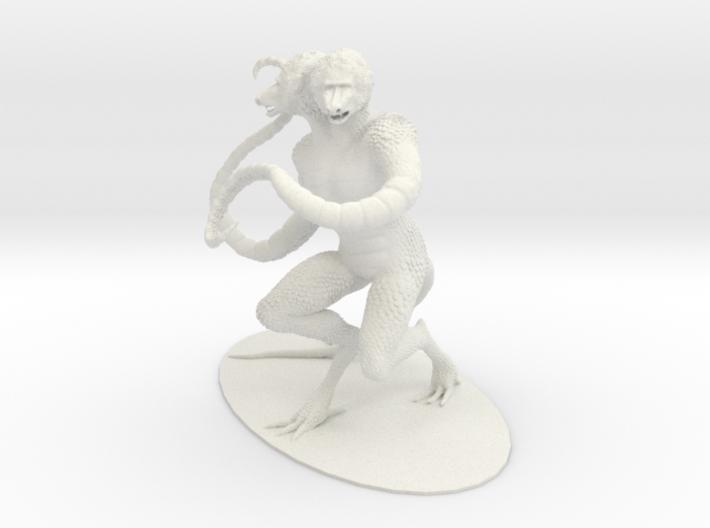 Demogorgon Miniature 3d printed