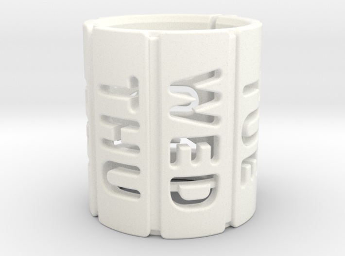 NOW English version 3d printed