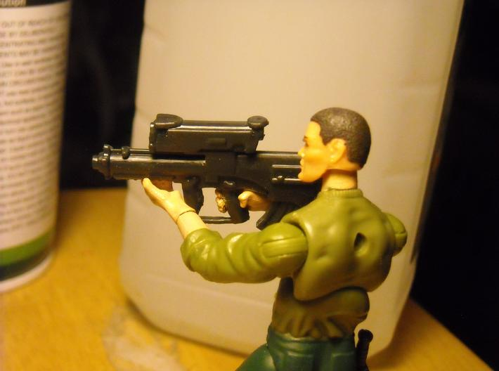 "1/18 XM-25 ""Punisher"" CDTE (Multi-pack) 3d printed"