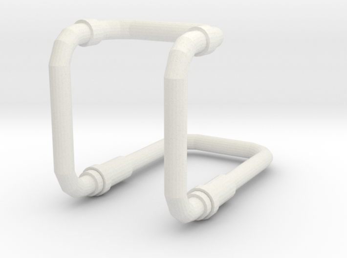 IndustrialIpadStand 3d printed