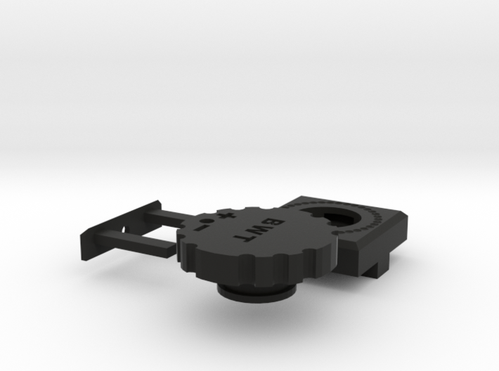 M4 external Hop Adjuster 3d printed