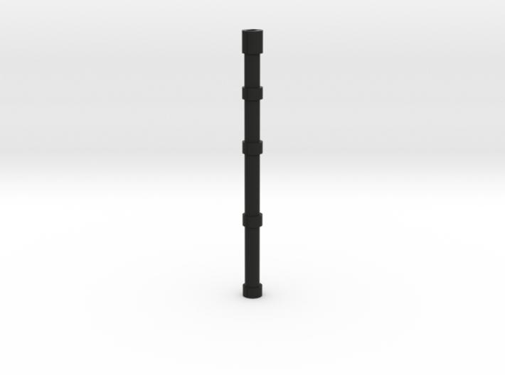Pro Version Lrb Barrel Stabeliser M6 Nut 3d printed