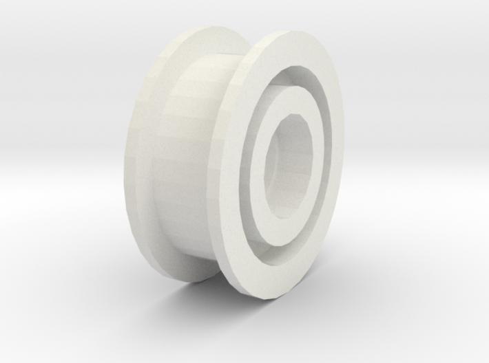 Tamiya TA07 Pro Belt Tensioner Pulley 3d printed
