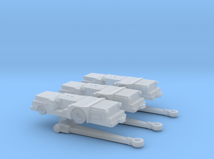 028D MD-3 1/400 - Set of3 3d printed