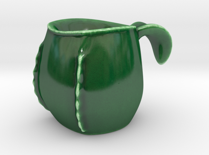 Nepenthes Demitasse 3d printed