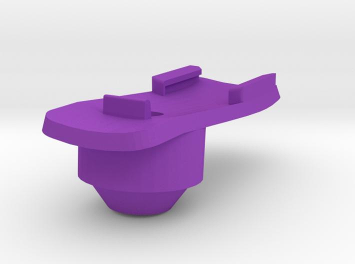 Garmin Stem cap Mount H10D5 3d printed