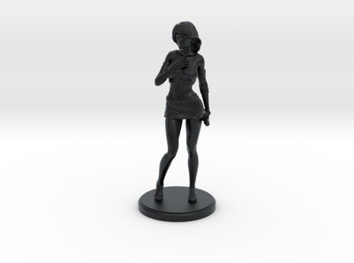 Dazzle 1.88 Inch Mini-Figure 3d printed