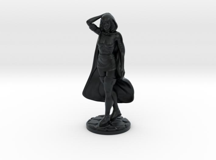 Sheila of D&D 1.77inch Figure 3d printed
