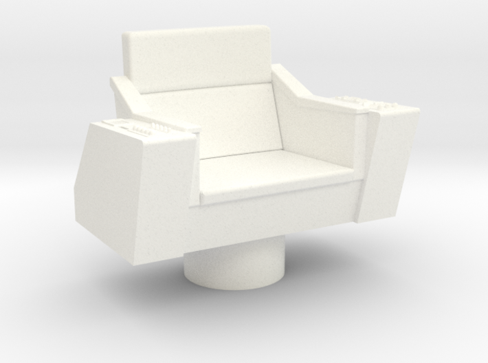 Bridge - Captain's Chair 06 3d printed