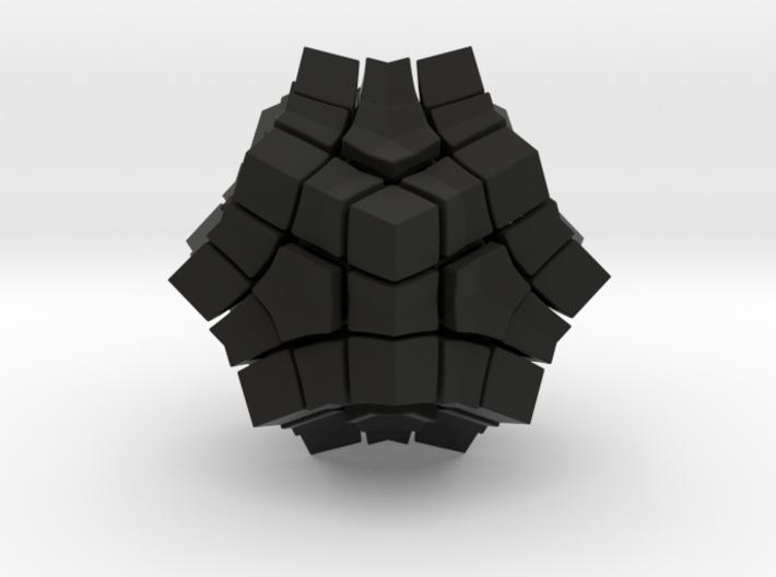 Megaminx Inward v1 3d printed