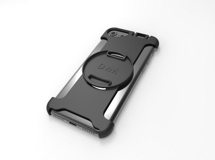 Holder for iPhone 6/6s/7/8 in Garmin Carkit 3d printed