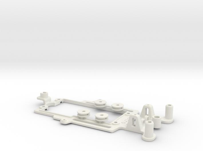Chasis para Metro MSC 3d printed