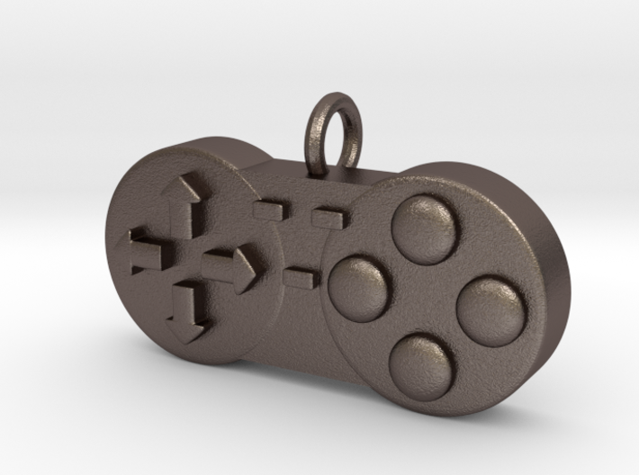 Controller Charm 3d printed
