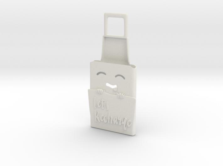 SLEEP Phone Charger Holder 3d printed