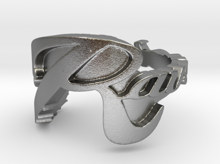 Ravenclaw Thumb Ring Size 14 3d printed
