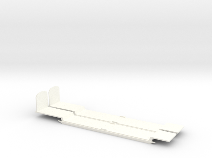 LBE Doppelstockwagen Chassis 3d printed