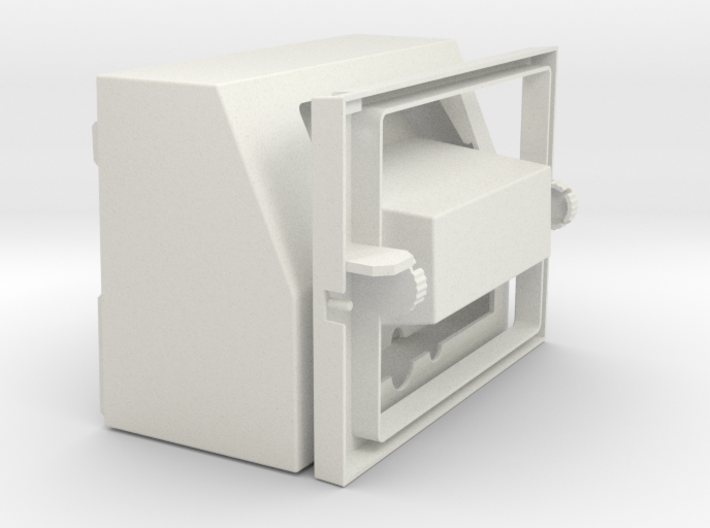 Apple Monitor II 3d printed