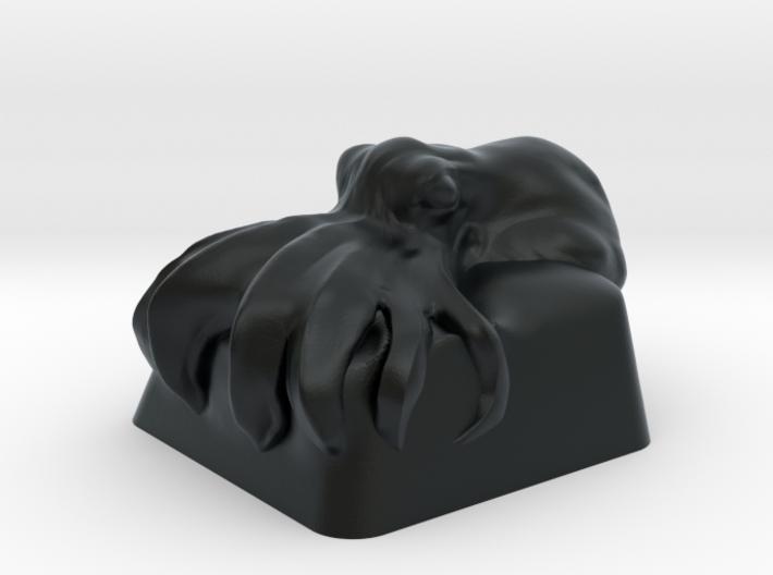 DeepDarkSea Keycap 3d printed