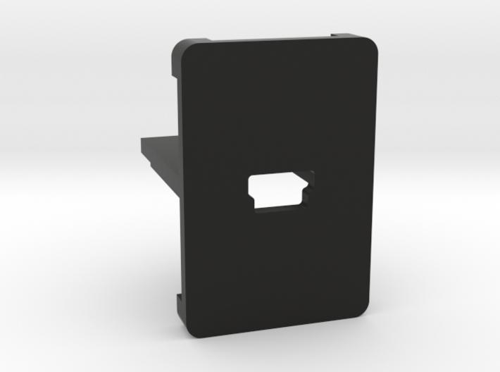 Toyota Buttonmini USB 3d printed