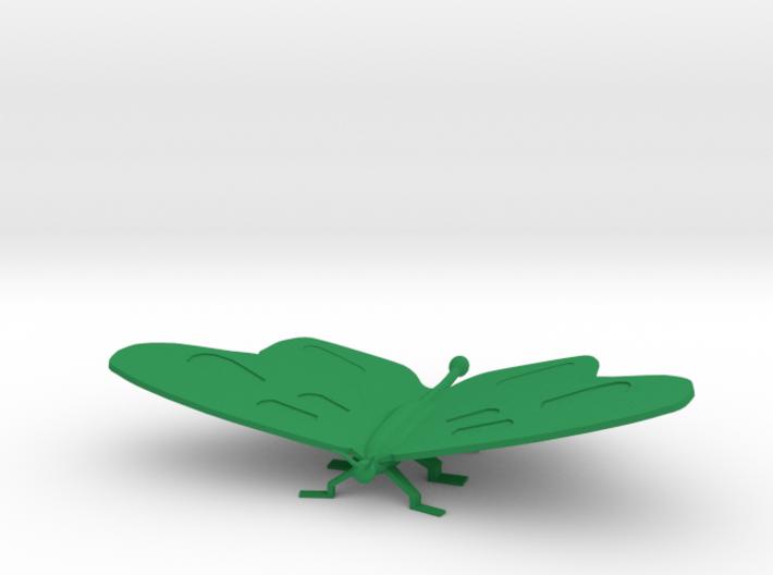 Butterfly Sculpture 3d printed