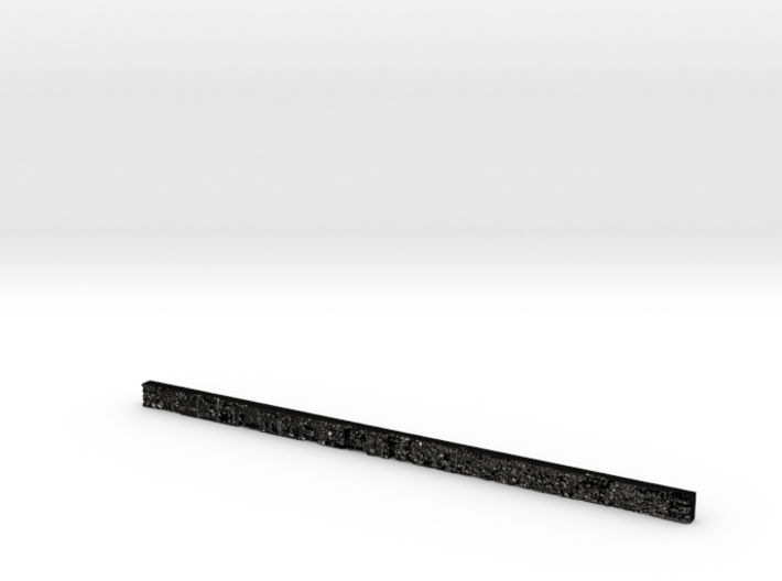 slightly off 24 inches ruler version 000010 3d printed