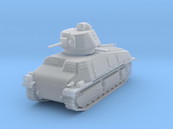PV86C Somua S35 (1/100) 3d printed
