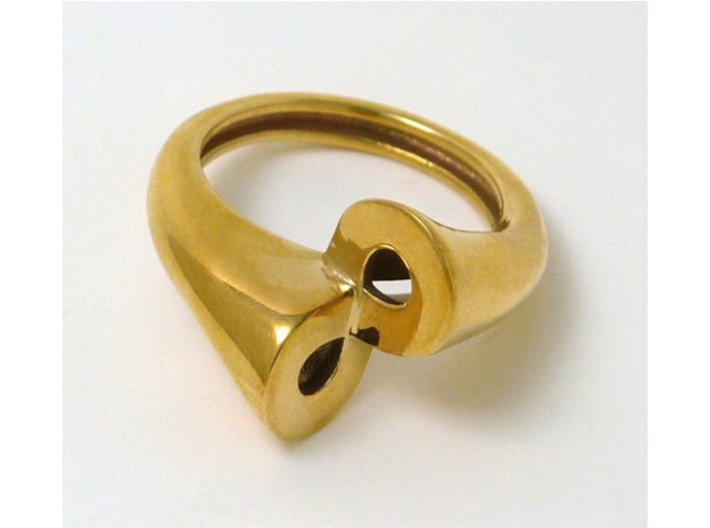 Ring triedrico 3d printed