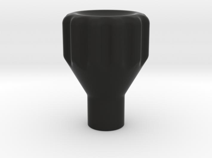Alps Multi-Control Knob - Knotched 3d printed