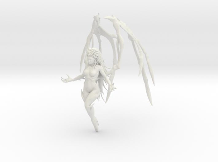 1/12 Queen of Blades Kerrigan (Hi-Poly Detailed) 3d printed