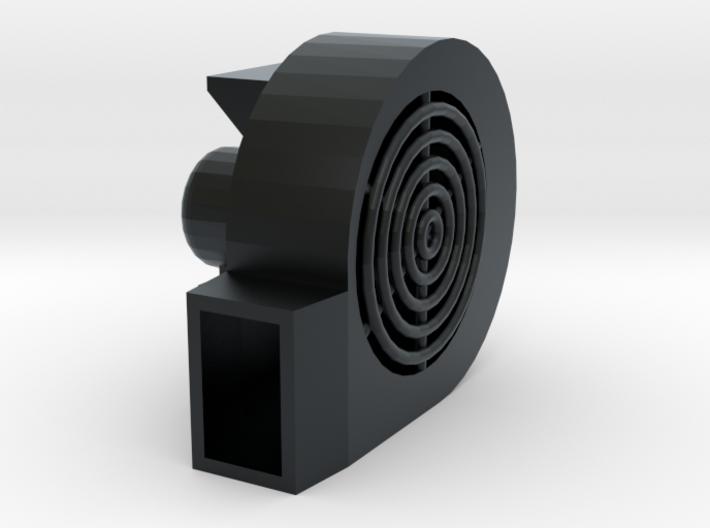 1/64 Centrifugal Fan 3d printed