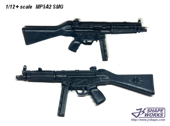 1/9 MP5A2 SMG 3d printed