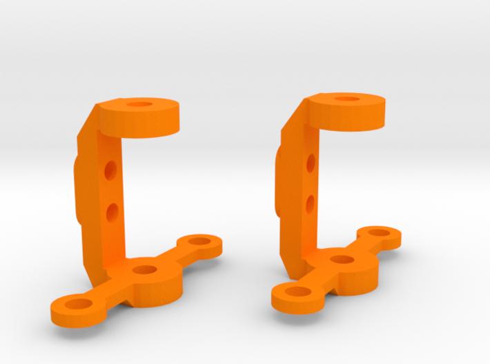 MagDragster V2 - Knuckles 3d printed