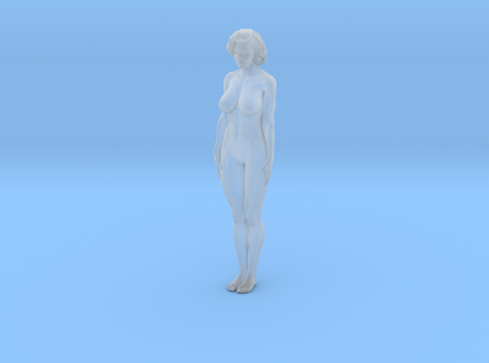 Fitness Girl Scale In 32mm 3d printed