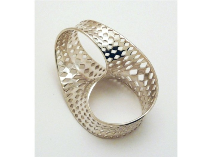 Ring nastro 3d printed