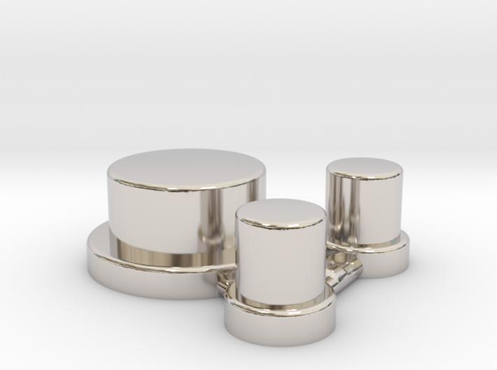 Alpinetech Style Actuators 3d printed