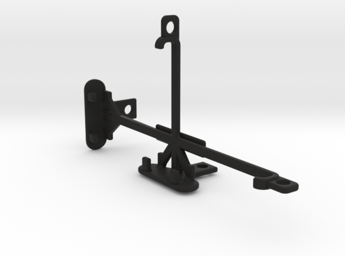 alcatel X1 tripod & stabilizer mount 3d printed