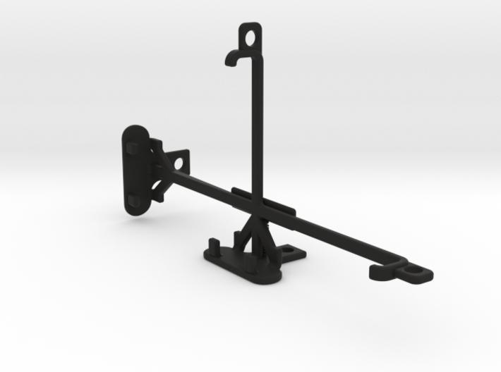 Allview X2 Xtreme tripod & stabilizer mount 3d printed
