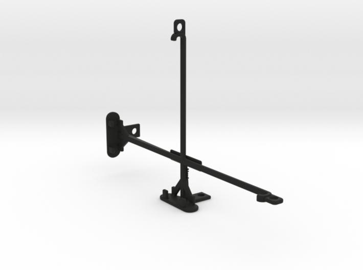 Apple iPad mini 4 tripod & stabilizer mount 3d printed