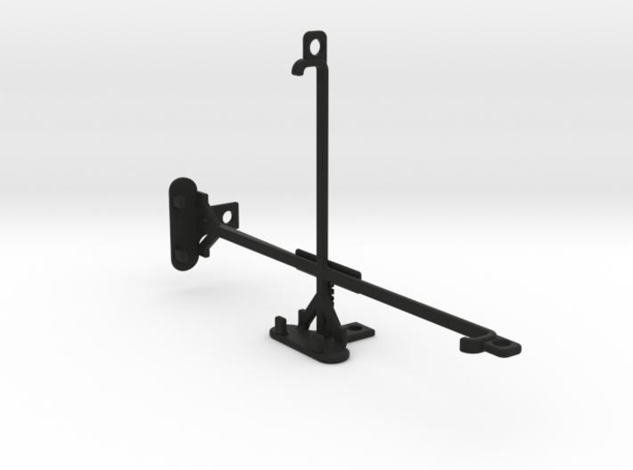 Asus ZenPad C 7.0 tripod & stabilizer mount 3d printed