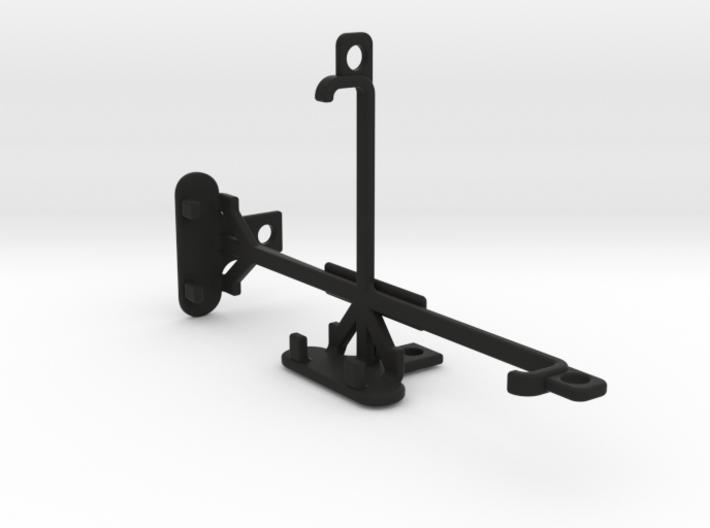 BlackBerry Z30 tripod & stabilizer mount 3d printed