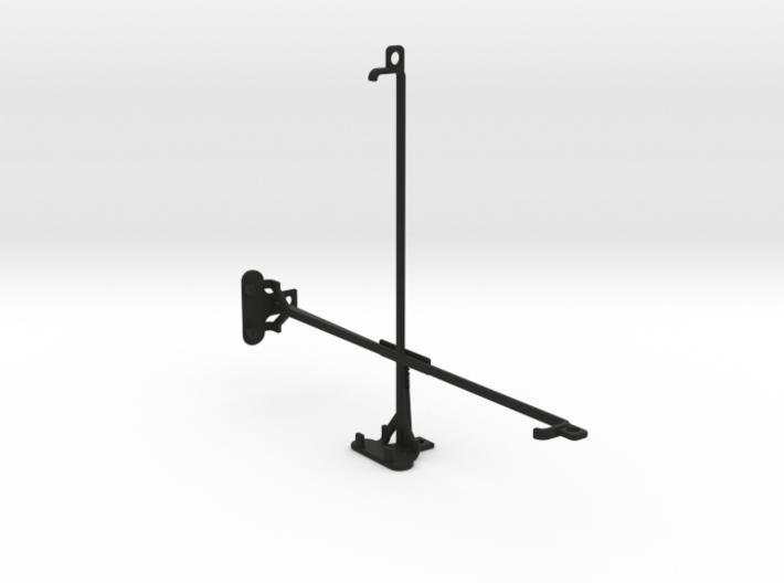 Apple iPad Wi-Fi tripod & stabilizer mount 3d printed