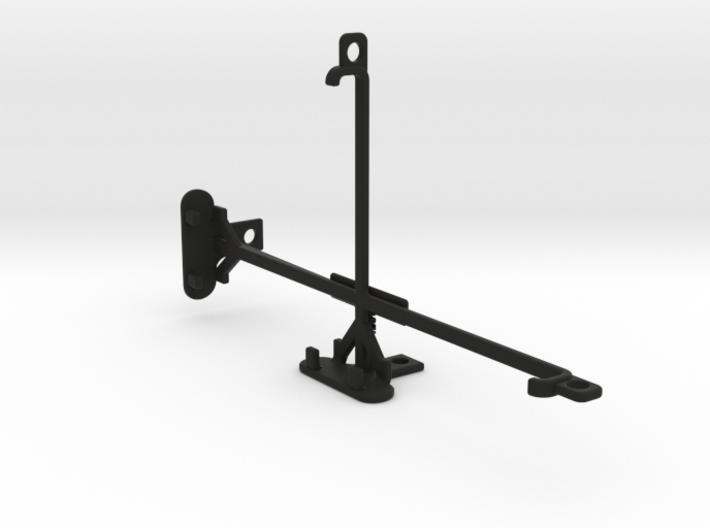 BLU Studio 7.0 LTE tripod & stabilizer mount 3d printed
