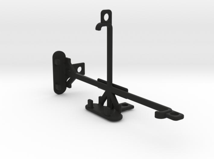 BLU Studio Touch tripod & stabilizer mount 3d printed